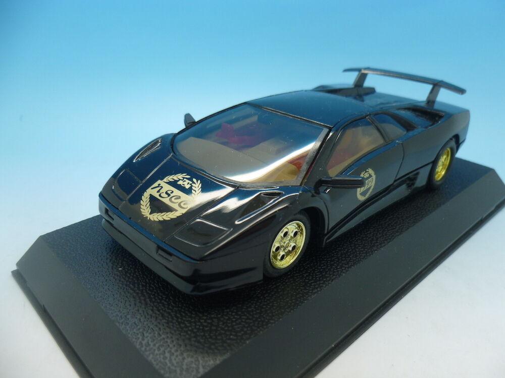 Scalextric NSCC Lamborghini 1999 NSCC voiture rare