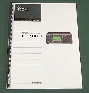 Download icom ic-910h service repair manual download manuals &.