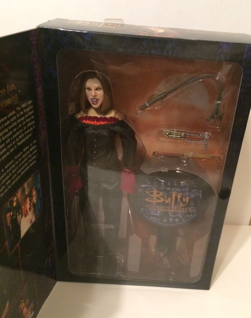 Willow - buffy the vampire slayer - sideshow collectibles - 12  - figur - nib
