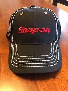 0a5c65b1404 Snap-on Tools Black Baseball Cap Hat