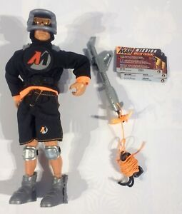 Action-man-roller-Extreme-Vintage-Hasbro-89509-1997-Articulees-Figurine-ORIGINAL-Jouet