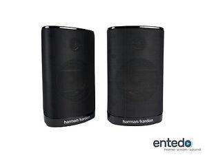 2-Sat-Lautsprecher-vom-Harman-Kardon-HKTS-5-Heimkino-Speaker-Boxen-SAT-TS15