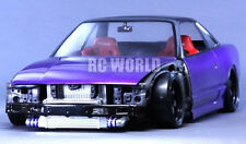 1/10 RC DRIFT Car Body PARTS, FENDER FRAME, INTERCOOLER, SEATS, DASH, REAR FRAME