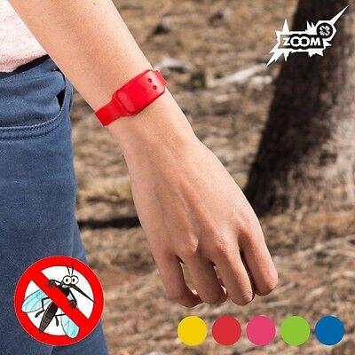 Aufstrebend Insektenschutz Armband Mückenarmband Mückenabwehr Zitronella Lavendel Mücken Farben Sind AuffäLlig Camping & Outdoor Sport