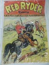 Red Ryder Comic Book Daisy BB Gun Reprint 1980s Sealed in Plastic