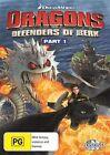 Dragons - Defenders Of Berk : Part 1 (DVD, 2015, 2-Disc Set)