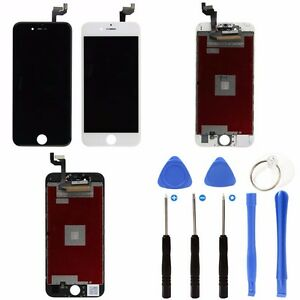 OEM iPhone 6s 6 Plus 7 Replacement Screen LCD Digitizer Assembly White Black