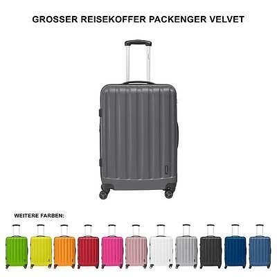 Packenger Premium Koffer Velvet XL in verschiedenen Farben