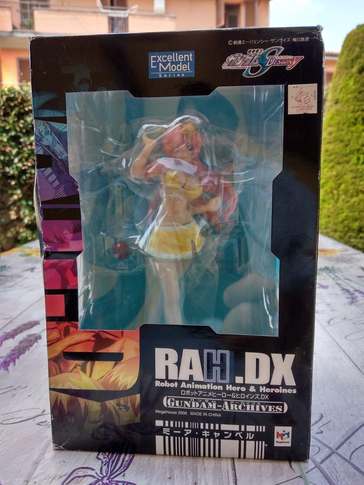 GUNDAM - SEED Destiny -   Pvc Figure RAH DX MegaHouse in BOX (opened) NEW