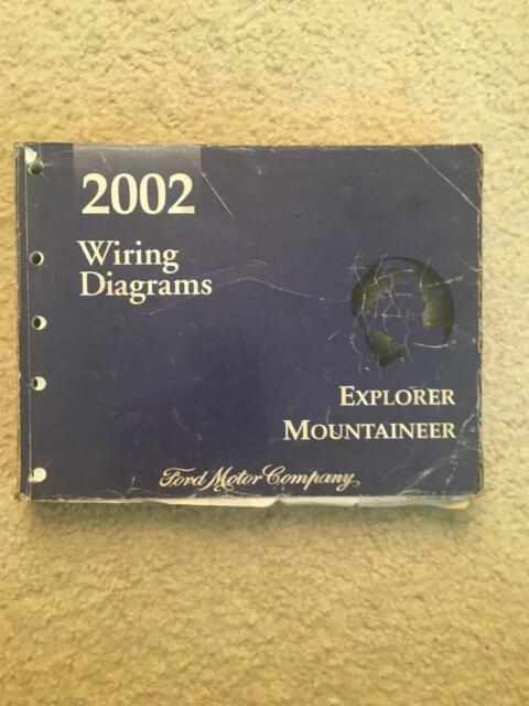 DIAGRAM 2003 Wiring Diagrams Explorermountaineer Ford ...