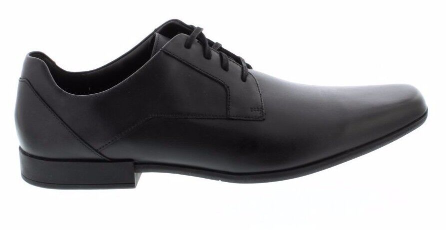 MENS CLARKS LACE UP SHOE GLEMENT LACE