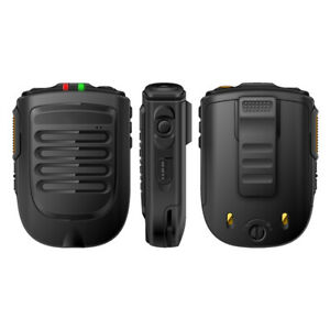 UNIWA-BM001-Zello-Walkie-Talkie-Handheld-Wireless-Bluetooth-PTT-Hand-Microphone