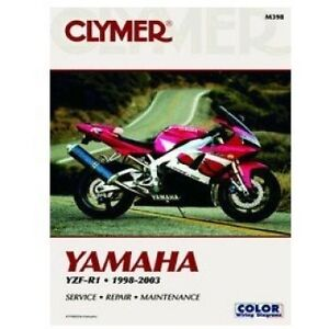 new yamaha service repair manual yzfr1 yzf r1 yzf r1 1998 1999 2000 rh ebay co uk yamaha yzf r1 2000 manual 2000 yamaha r1 owner's manual