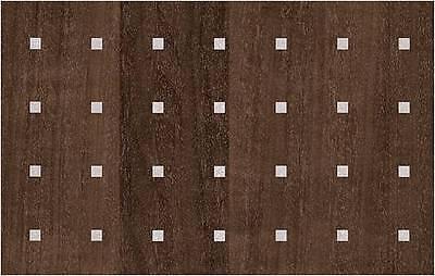 2metr DARK WOOD MAHOGANY SILVER WOODGRAIN STICKY BACK PLASTIC SELF ADHSIVE VINYL