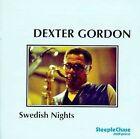 Swedish Nights by Dexter Gordon (CD, SteepleChase)