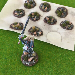 Woodland-Scenic-Base-Toppers-Scenery-Model-Warhammer-Gamers-Grass-Tufts-Basing