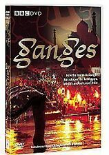 Ganges - BBC Documentary - India - Brand New DVD - 5014503214722