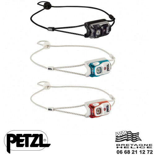HEADLAMP PETZL BINDI RECHARGEABLE USB 200 LUMENS