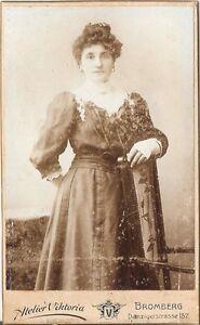CDV-photo-Feine-Dame-Bromberg-um-1900