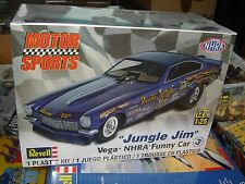 Revell 4288 JUNGLE JIM VEGA FUNNY CAR 1/25 FACTORY SEALED model kit NEW