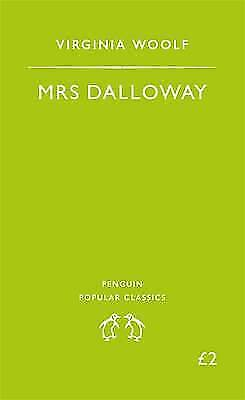 """AS NEW"" Woolf, Virginia, Mrs Dalloway (Penguin Essentials), Book"