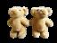 5x-Marron-Pequena-Lindo-Pequeno-Miniatura-Casa-Muneca-de-fieltro-Artesania-osos-de-peluche-1-4-034 miniatura 3