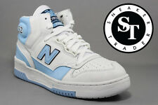 NEW BALANCE LIFESTYLE P740WB JAMES WORTHY UNC TRIBUTE WHITE BLUE DS SIZE: 10.5