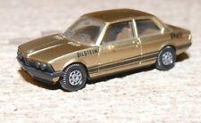 W8  Herpa BMW 323i Bilstein Shell goldmetallic