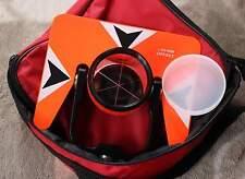 All Metal Prism Withbag For Pentax Nikon Sokkia Topcon Total Station Surveying