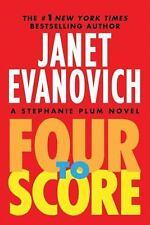 "Stephanie Plum Novels: ""Four to Score"" 4 by Janet Evanovich (2010, Paperback)"