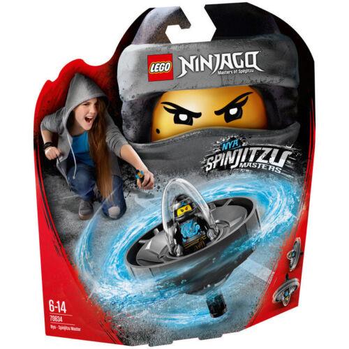 Lego Ninjago Spinjitzu Master Nya 70634 *BNISB*