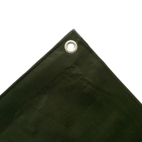 2x3m verde 210g//m² lona cobertora lona tejidos bauplane madera protección lona PE lámina