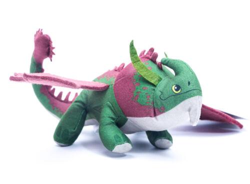 Dragons Drachenzähmen leicht gemacht - Plüsch Drache Skullcrusher 20 cm.