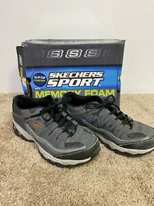 Skechers-Men-039-s-Stamina-Woodmer-Loafer-Size-10-Immaculate