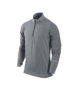 b1e19c86 Nike Men's Element Half-Zip Running Top Size Small - Style# 504606 ...