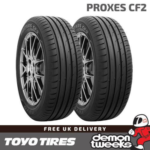 88V TL XL 2 x TOYO PROXES CF2 High performance su strada pneumatici 205 45 R17 205//45//17