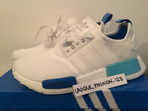 Nmd Runner White