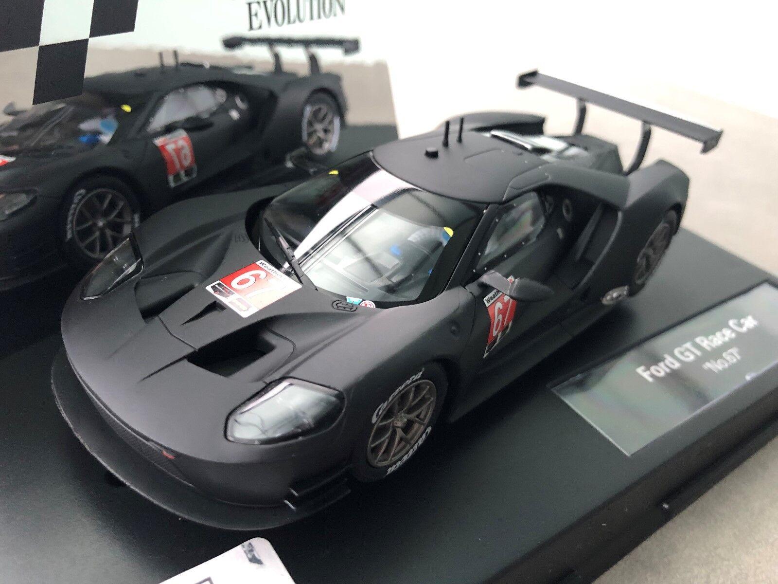 Carrera Evolution 20027584 27584 Ford Gt Race Car   No. 67   Nip