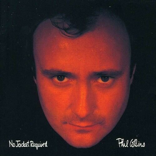 Phil Collins - No Jacket Required [New CD]