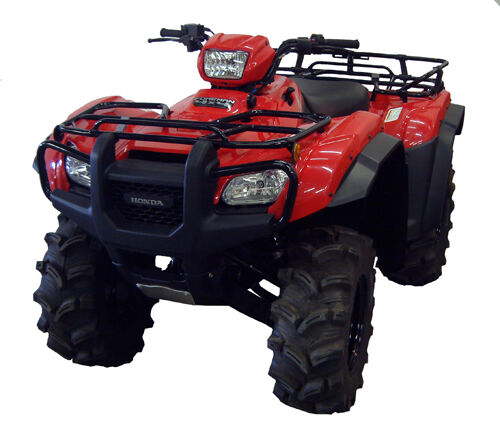 HONDA TRX 500 FOREMAN 500 2012 2013 ATV OVER FENDERS FLARES MUD GUARDS CUSTOM