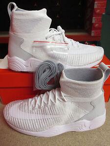 dd043e7a959b Nike Zoom Mercurial XI FK Mens Hi Top Trainers 844626 100 Sneakers ...