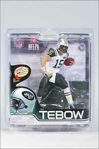 Tim Tebow New Loose Mint McFarlane NFL Series 30 Jets Fast Shipping