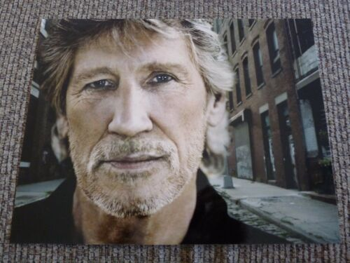 Roger Waters Pink Floyd Promo11x14 Color Music Picture Photo