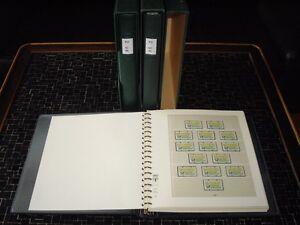 Bund 1965 - 1999 ** in 3 Lindner Vordruckalben