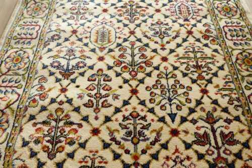 Teppich Klassisch Orientalisch Strapazierfähig Pflegeleicht Creme 7versch.Größen