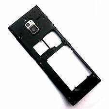 100% Genuine LG BL40 Chocolate inner rear chassis+camera glass housing frame