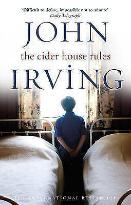 1 of 1 - Cider House Rules - The Novel, Irving, John, Very Good Book