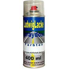 Autolack Spraydose 400ml Profiqualität für VOLVO ICE WHITE 614