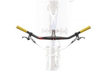 FOURIERS Travel BIKE Curve Bend Handlebar 31.8mm 720mm Back Sweep 58° Rise 20mm