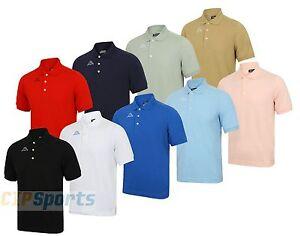 6198ce03fa1 Kappa Mens Life Pure Pique Cotton Sports Casual Polo Shirt Golf Top ...